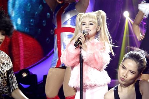 'Your Face Sounds Familiar': Xia is 'perfect' as Baby Spice