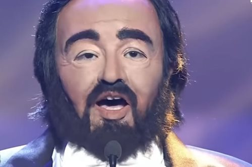 'Your Face Sounds Familiar': Elha leaves judges in awe as Pavarotti