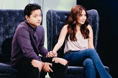 Why Kathryn called Daniel her 'mister'