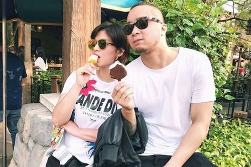 Neil Arce spotted at surprise party for Angel Locsin