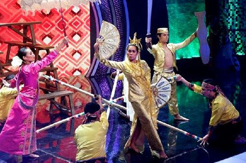 WATCH: Traditional Filipino dance wins hearts in 'I Can Do That'