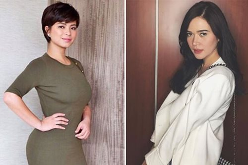 WATCH: Bela Padilla reacts to rumors linking Angel Locsin and her ex
