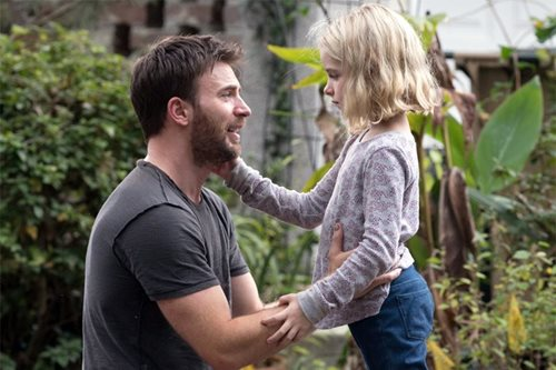 Chris Evans plays hero to a genius girl in drama 'Gifted'