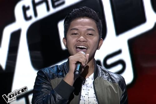 Bulacan teen wows 'Voice Teens' with 'One Day'