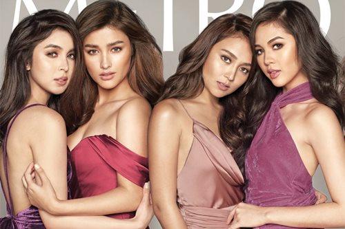 12 Kapamilya ladies, bida sa Metro Magazine
