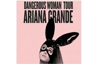 Ariana Grande to return to Manila in August