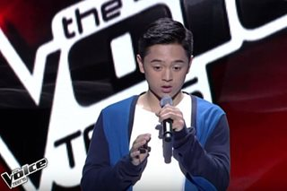 WATCH: Fil-Am teen picks Sharon over Sarah in 'Voice Teens'