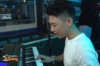Darren, ipinakita ang talento sa pagtugtog ng piano