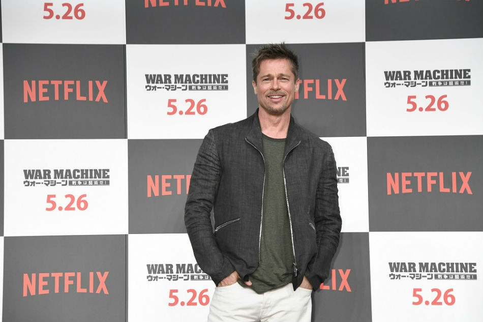 Why Netflix is good for the movie industry, according to Brad Pitt