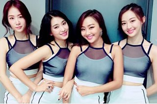 K-pop group Sistar to disband after 7 years