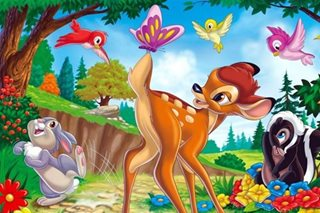 Disney's beloved 'Bambi,' still breaking hearts at 75