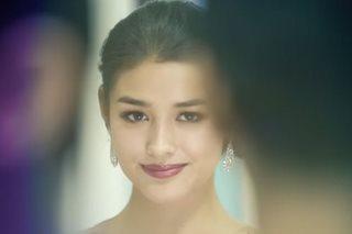 Liza Soberano bilang si Miss Universe 2015 Pia Wurtzbach, ipinasilip