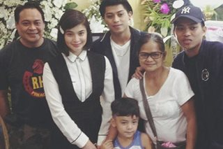 VIRAL: Anne Curtis visits wake of fan who died of cancer