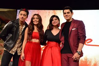 Meet the main characters of 'La Luna Sangre'