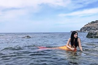 LOOK: Janella Salvador as a mermaid for new film