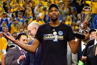 Kevin Durant to visit Manila on July 8