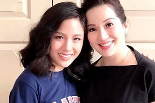 LOOK: Kris Aquino posts photo with 'Crazy Rich Asians' star