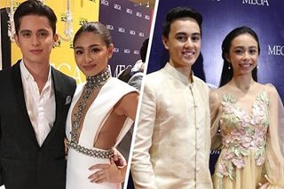 IN PHOTOS: All the red-carpet looks from Mega Millennial Ball 2017