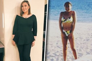 THROWBACK: Sharon Cuneta reminisces about 'sexy' figure