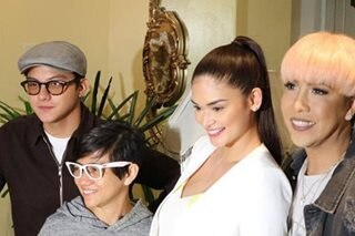 Vice Ganda teams up with Pia, Daniel for superhero movie