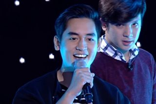 Team Sharon's Mike Escutin continues 'Voice Teens' journey