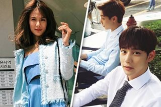 LOOK: Devon Seron in Korea for new movie