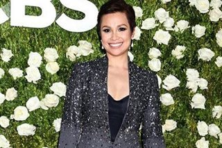 Lea Salonga wants to put an end to cyberbullying