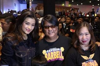 LOOK: 'Darna' creator Ravelo's kin has touching message for Liza Soberano
