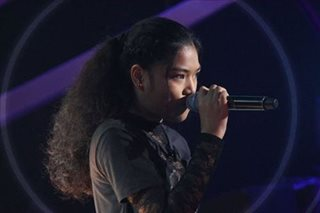 'The Voice Teens': Alessandra thrills with bluesy version of Bon Jovi hit