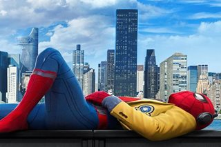 Movie review: 'Spider-man' gets reboot as a teen flick