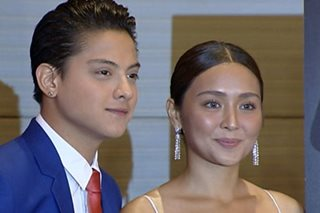 Kathniel, bibida sa 'The Hows Of Us'