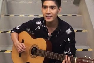 WATCH: Robi Domingo covers 'Ang Huling El Bimbo'