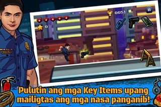 In Cardo's shoes: There's now an app game based on 'Ang Probinsyano'