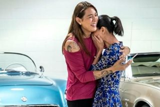 WATCH: Angelina King surprises wife Joey Mead with a Mustang