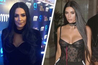 LOOK: Paolo Ballesteros arrives as Kim Kardashian at 40th Gawad Urian