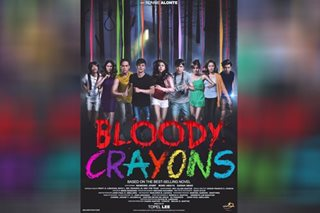 Movie Review: 'Bloody Crayons' book vs movie