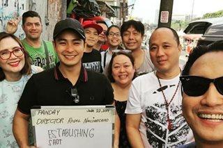 Showbiz Ganap: Direk Coco, busy sa 'Ang Panday'