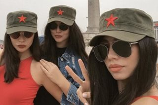 Netizens call out 'It Girls' for wearing Mao caps