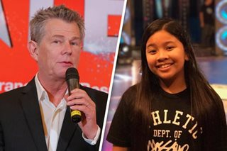David Foster hopes to get singers like Elha on 'Asia's Got Talent'