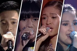 WATCH: 'Voice Teens' top four perform duets with coaches