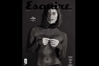 LOOK: Esquire celebrates Filipina beauty with Anne Curtis cover