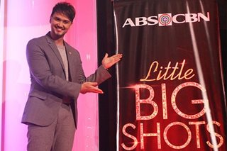 Pinoy kids, ibibida ang talento sa 'Little Big Shots'