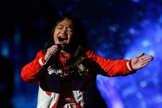 9-year-old Pinay brings 'America's Got Talent' judge to tears
