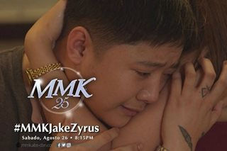 'MMK' to feature life story of Jake Zyrus