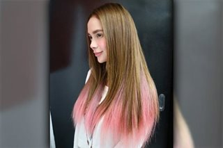 LOOK: Arci sporting new hair color