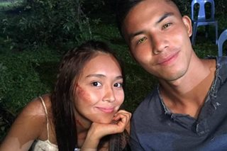 Tony Labrusca thanks Kathryn, Daniel for defending him against bashers