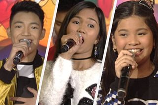 WATCH: Darren, Jona, Elha perform 'That's What I Like'