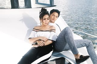 Karla, Min Bernardo asked about relationship of Kathryn, Daniel