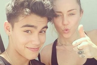 LOOK: Bailey May meets Miley Cyrus in LA