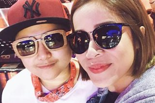 Klarisse vows support for childhood buddy Jake Zyrus